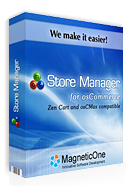 Store Manager for osCommerce